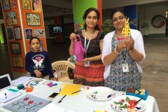 Art-and-Craft-with-GIIS-Learners